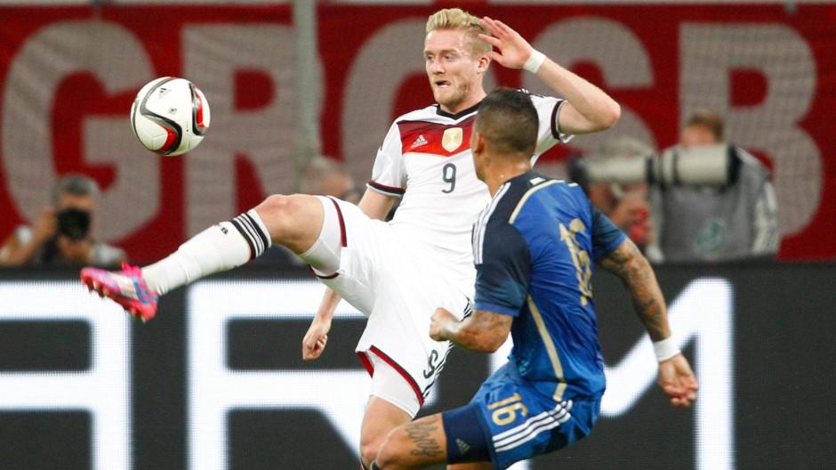 Ohne ihn wäre Deutschland vielleicht nicht Weltmeister geworden: André Schürrle machte sich in Brasilien bald unentbehrlich