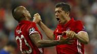 Bayern startet mit 5:0-Sieg in die Champions League