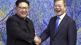 Nord- und Südkorea treffen sich zu dritten Gipfel