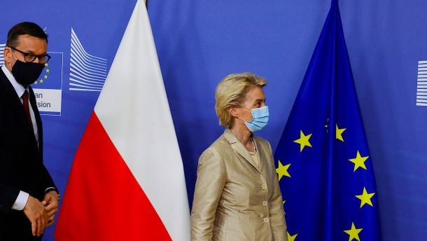 """""""Viel Feind, viel Ehr"""" ist Polens Motto"""