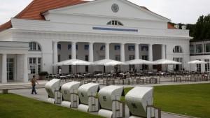 Wirtschaftsprüfer übernimmt Grand Hotel Heiligendamm