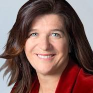 """Monika Ganster- Portraitaufnahme für das Blaue Buch """"Die Redaktion stellt sich vor"""" der Frankfurter Allgemeinen Zeitung"""