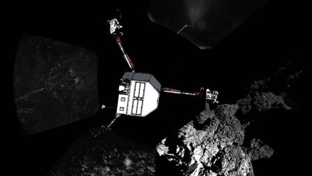 Philae schweigt weiter