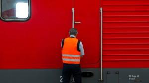 Der Bahnstreik wird für die Wirtschaft teuer