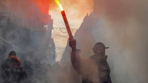 Ausschreitungen in Frankreich