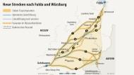 Bahnprojekte in der Region kommen voran