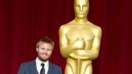 """Der Gewinner: Bei der Verleihung der """"Studenten-Oscars"""" in Beverly Hills im Juni 2011 gewann Zähle die Auszeichnung in Bronze."""