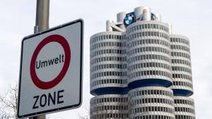 Jetzt auch BMW?