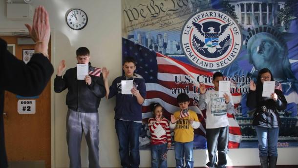 Amerikas teurer Kampf gegen illegale Zuwanderer