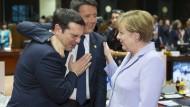 Griechen bleiben hart - die Geldgeber auch