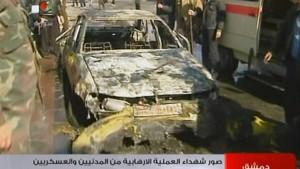 Mehr als 40 Tote bei Bombenanschlägen