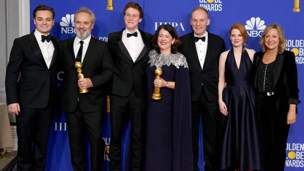 """Überraschender Golden Globe für Kriegsfilm """"1917"""""""