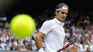 Tennis ist wie Mathematik