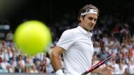 Sein Essay über Roger Federer gehört zu den besten Arbeiten von David Foster Wallace.