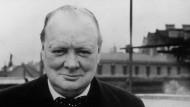 Ein überzeugter Europäer: Winston Churchill