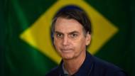 Brasilien neuer Präsident Jair Bolsonaro