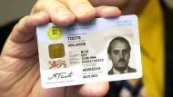 Mit den Ausweiskarten gab es in Estland schon häufiger Probleme.