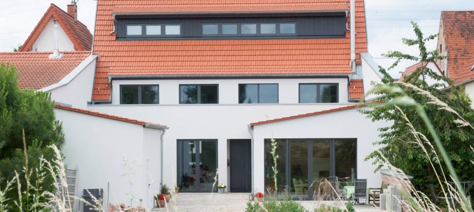 Berühmt Neue Häuser: Von der Scheune zum Wohnhaus @FB_69