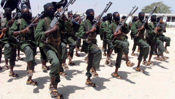 Angriff westlicher Streitkräfte in Somalia