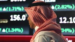 Dax-Konzerne geraten an den Weltbörsen ins Abseits