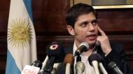 Argentinien bleibt kompromisslos