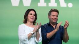Knapp jeder Zweite wünscht sich Grünen-Kanzlerkandidaten