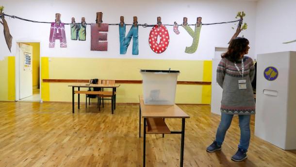 Kosovo bekommt neue Regierung