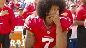 Nike wirbt mit Protestauslöser Kaepernick