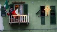 Gedenken zum Jahrestag des Costa Concordia-Unglücks