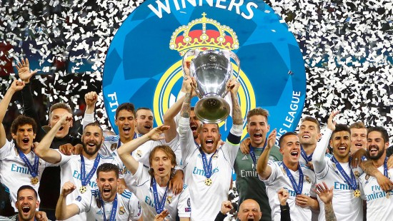 Real Madrid holt Titel in der Champions League