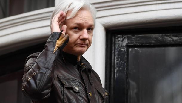 Schwedische Justiz stellt Ermittlungen gegen Assange ein