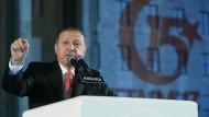 Erdoğan schießt gegen Deutschland