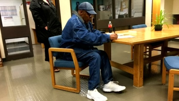 O.J. Simpson aus Haft entlassen
