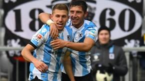 Zweite Bundesliga: 1860 jubelt dank Aycicek, Sandhausen siegt in Nürnberg