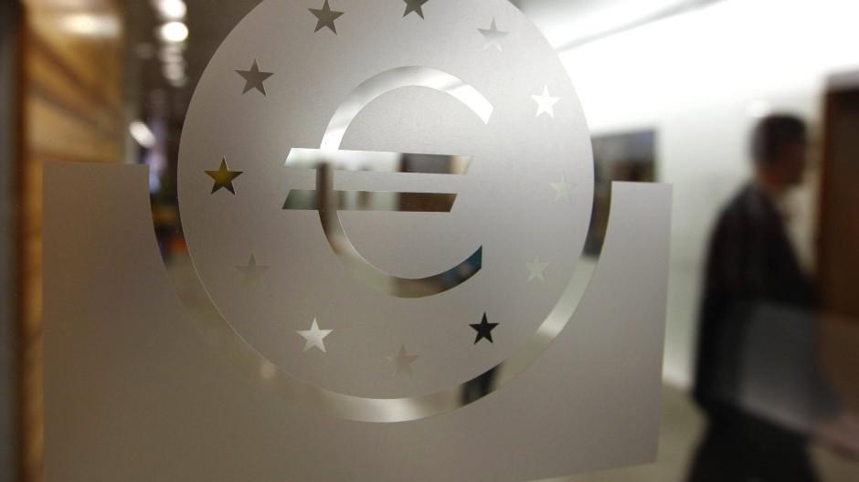 In der Kritik: die Europäische Zentralbank
