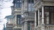 Schöner Wohnen: Gründerzeithäuser in der Wiesbadener Innenstadt