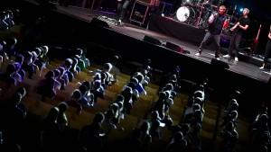Können bald wieder Konzerte stattfinden?