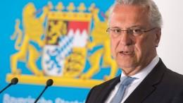 "Empörung über ""Lügenpropaganda""-Äußerung des Innenministers"