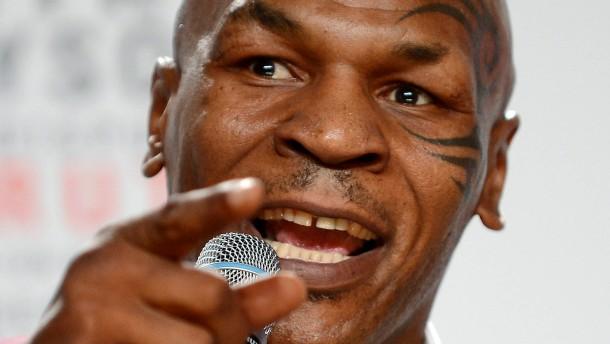 Mike Tyson wird Marihuanabauer
