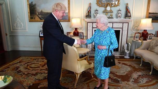 Boris Johnson ist neuer britischer Premierminister