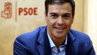Der Chef der spanischen Sozialisten, Pedro Sánchez