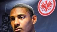 Er soll ab sofort die Tore schießen: Eintracht-Angreifer Sebastien Haller
