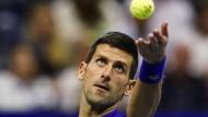 Tennisstar Novak Djokovic