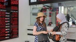 Das sagen die Türken zur Währungskrise