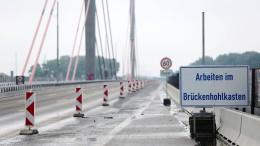 Deutschlands Brücken nicht gefährdet