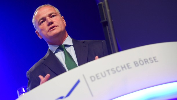 """""""Carsten Kengeter hat die Aktionäre reich gemacht"""""""