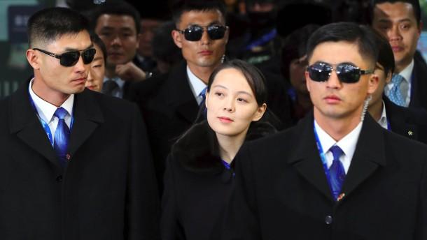 Noch mehr Macht für Kims Schwester