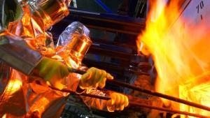 Deutsche Industrie überrascht mit Produktionssteigerung