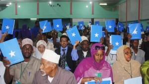 Einigung auf neue Verfassung für Somalia