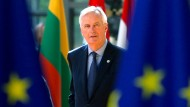 Der EU-Chefunterhändler für den Brexit, Michel Barnier
